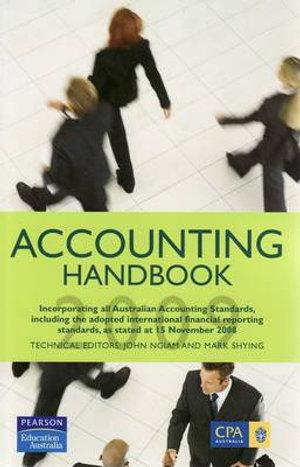 Cover of CPA Accounting Handbook 2009