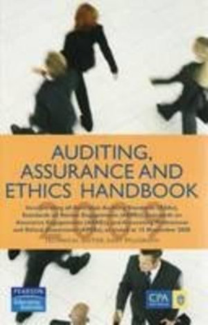 Cover of Auditing, Assurance and Ethics Handbook 2009