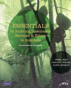 Cover of Essentials of Auditing and Assurance Services in Australia