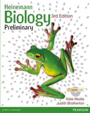 Cover of Heinemann Biology Preliminary