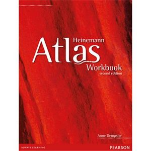 Cover of Heinemann Atlas Workbook