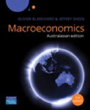 Cover of Macroeconomics Australasian Edition 2e