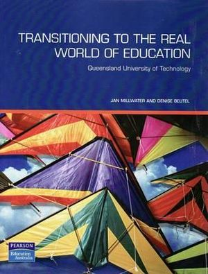Cover of Transitioning to the Real World of Education Sprintprint