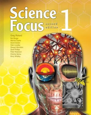 Cover of Science Focus 1