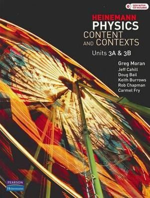 Cover of Heinemann Physics: Content and Contexts