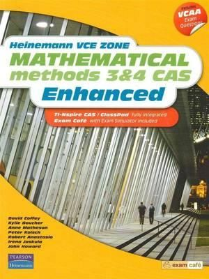 Cover of Heinemann VCE Zone