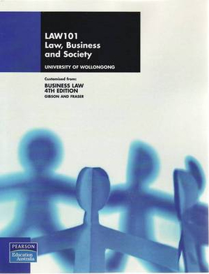 Cover of Law 101
