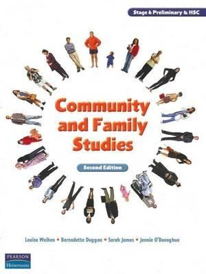 Cover of Community and Family Studies
