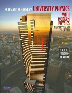 Cover of University Physics with Modern Physics