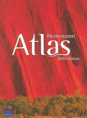 Cover of Heinemann Atlas Student Book and DVD 5th Edition