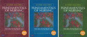 Cover of Kozier and Erb's Fundamentals of Nursing