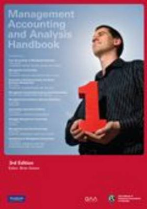 Cover of Management Accounting and Analysis Handbook
