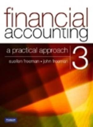 Cover of Financial Accounting: A Practical Approach