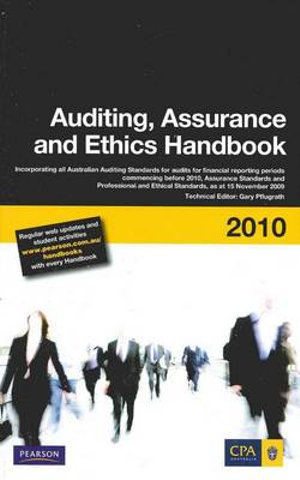 Cover of Auditing, Assurance and Ethics Handbook
