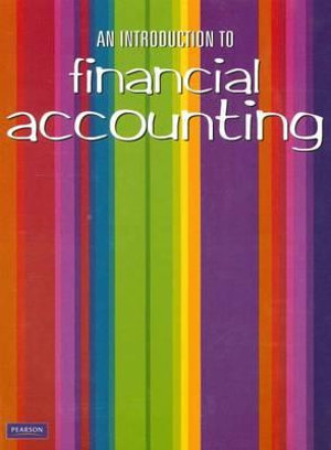 Cover of An Introduction to Financial Accounting