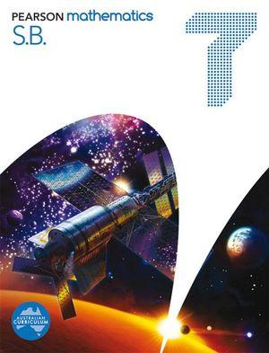Cover of Pearson Mathematics Student Book