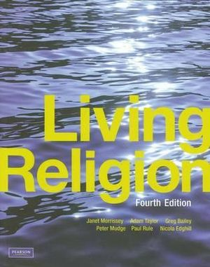 Cover of Living Religion Student Book 4th Edition