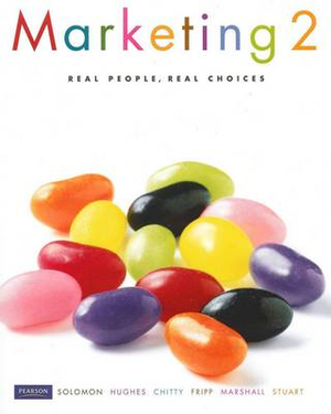 Cover of Marketing (Aus)