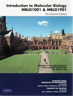 Cover of Introduction to Molecular Biology