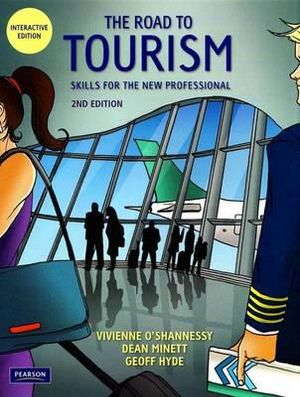 Cover of Road to Tourism (with DVD)