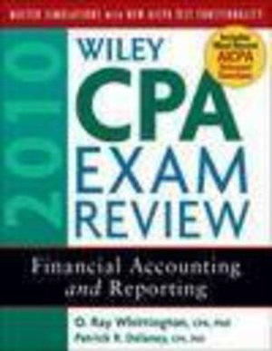 Cover of CPA Accounting Handbook 2010