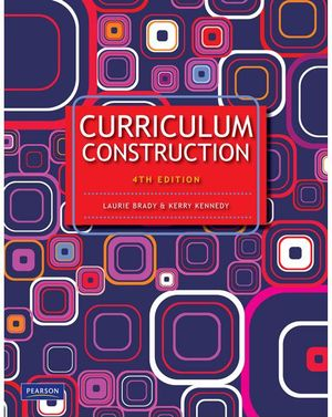 Cover of Curriculum Construction