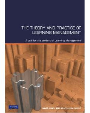 Cover of Theory and Practice of Learning Management Pearson Original