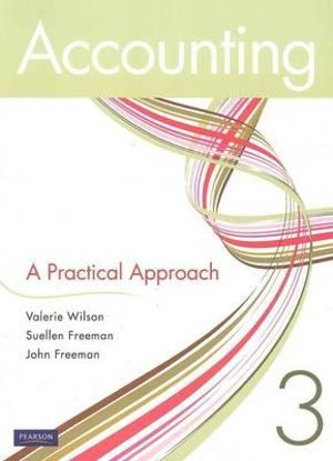 Cover of Accounting: A Practical Approach