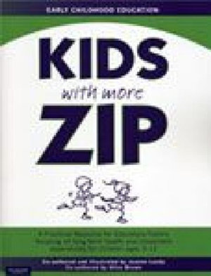 Cover of Kids with More Zip