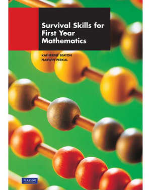 Cover of Survival Skills for First-Year Maths Students Pearson Original