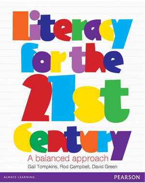 Cover of Literacy for 21st Century