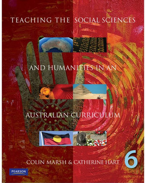 Cover of Teaching the Social Sciences and Humanities in the Australian Curriculum