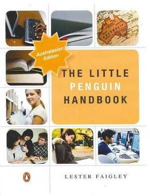 Cover of The Little Penguin Handbook