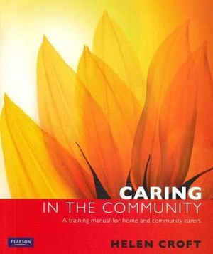 Cover of Caring in the Community