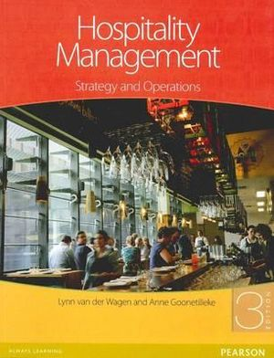 Cover of Hospitality Management: Strategy and Operations