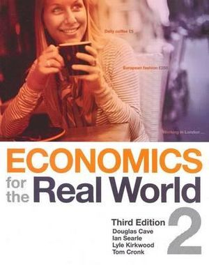 Cover of Economics for the Real World 2