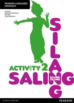 Cover of Saling Silang 2 Activity Book