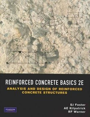 Cover of Reinforced Concrete Basics Pearson Original