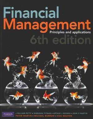 Cover of Financial Management (Australia)
