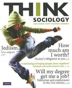 Cover of Think Sociology
