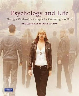Cover of Psychology & Life