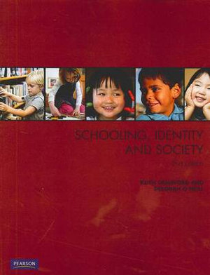 Cover of Schooling, Identity and Society