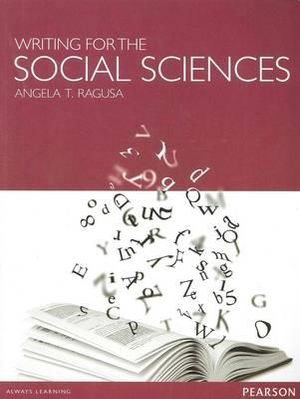 Cover of Writing Guide for the Social Science