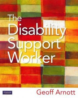 Cover of The Disability Support Worker