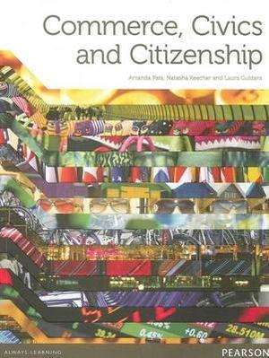 Cover of Commerce, Civics & Citizenship VELS Student Book