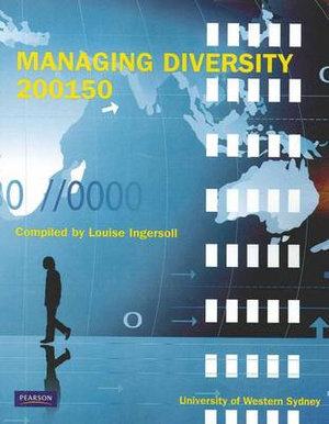 Cover of Managing Diversity 200150
