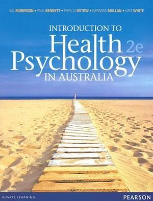 Cover of An Introduction to Health Psychology in Australia