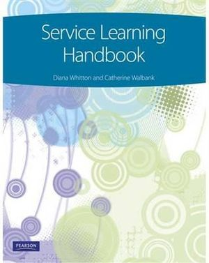 Cover of Service Learning Handbook PO