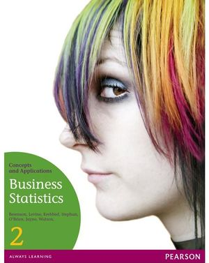 Cover of Business Statistics