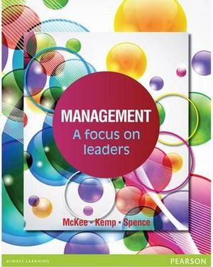 Cover of Management Focus on Leaders